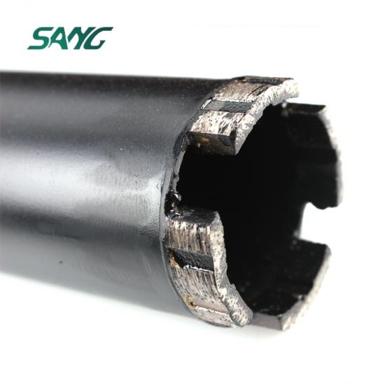 SANG diamond drill bit factory, best core drill, diamond drill core bit,reinforced concrete drill bit
