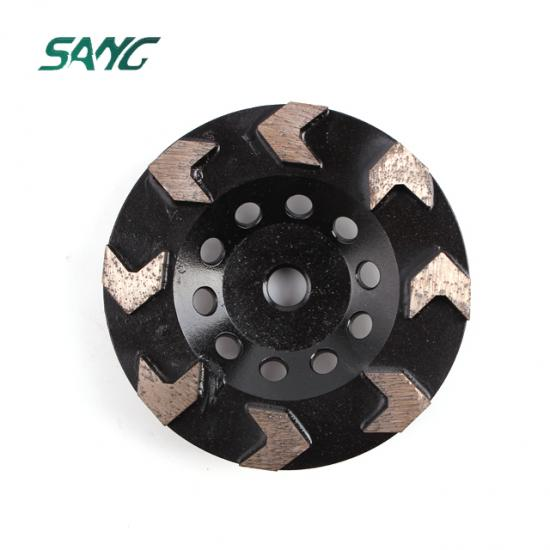 diamond cup wheel, diamond cup wheel for concrete, diamond grinding tool